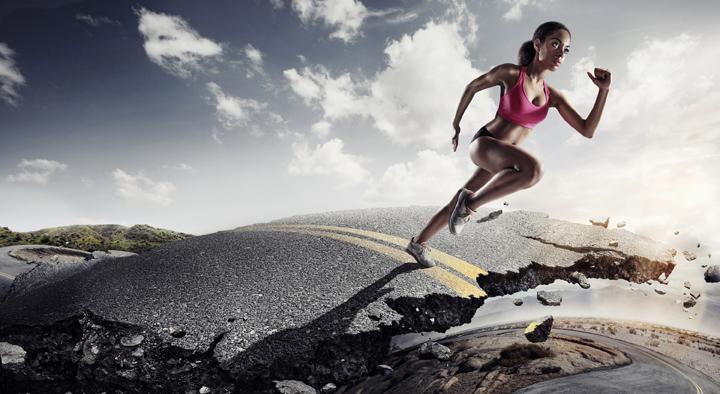 Respond or React: Are you a marathon runner or a sprinter ...