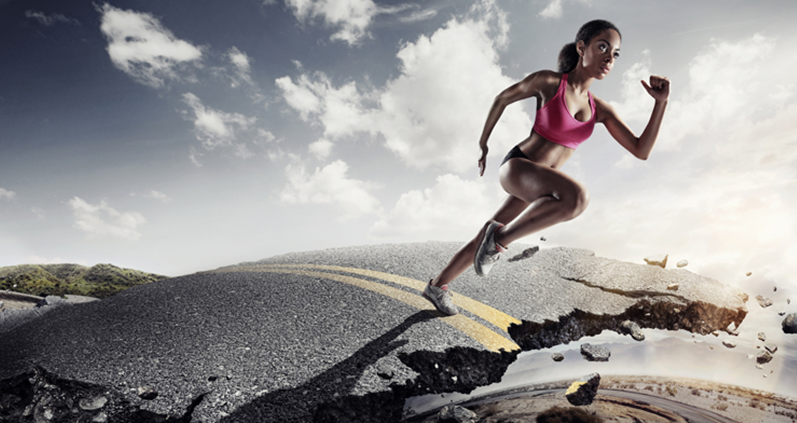 Respond or React: Are you a marathon runner or a sprinter?